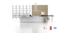 Amica IN. Pure White / 2015 / designed by CODE design