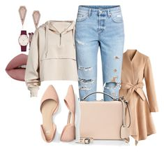 """""""Untitled #2145"""" by social-outcast-16 on Polyvore featuring True Craft, Anne Sisteron, Ivy Park, Chicwish, H&M and Mark Cross"""