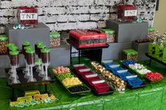 minecraft party ideas - Google Search