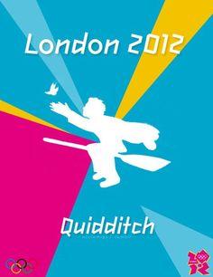 Olympic quidditch