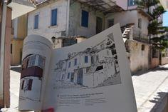 Α Walk through Lefkada's old town - Fagotto Books Old Town, Maps, Greek, Photo Wall, Industrial, Study, Construction, Building, Frame
