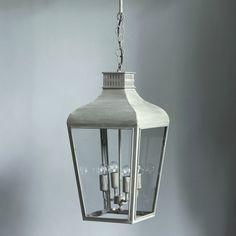 Ashby Lantern Glass Pendant | Rowan & Wren