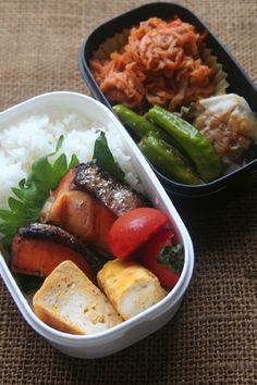 2016.07.22 鮭弁当