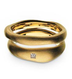 Constanza Pascolato design Anel De Casamento, Alianças De Casamento, Anel  De Noivado, Aneis 056401f605