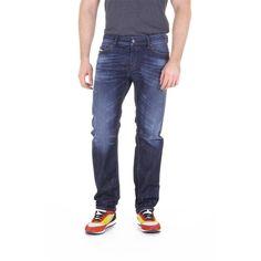 Denim Waist 30 - Length 32 - INT. S Diesel mens jeans WAYKEE 0831Q L.32