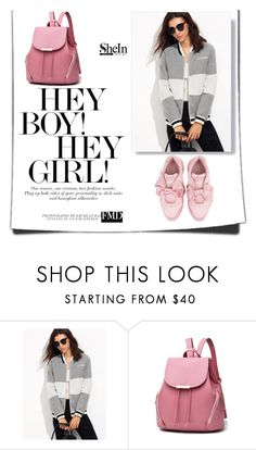 """""""shein"""" by melisadoll ❤ liked on Polyvore featuring Puma"""