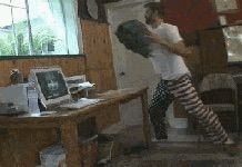 13 Overreaction GIFs You WON'T EVEN BELIEVE ARE REAL!?!?!