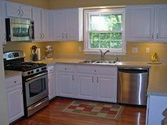 Small kitchen remodel ideas @ Home Design Ideas