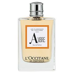 """""""Les Classiques- Ambre""""? Whatever. I guess I""""d better snag a bottle while I can. More stockpiling. :)"""