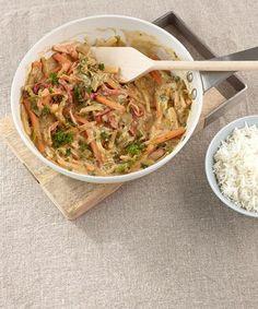 Rice Recipes, Vegan Recipes, Couscous, Japchae, Quinoa, Risotto, Low Carb, Lunch, Vegetables