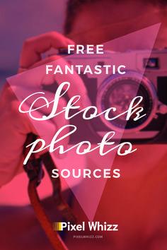8 Sources to find CC0 Royalty Free Stock Photos via @pixelwhizz