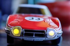 """Check out my art piece """"Toy Car"""" on crated.com"""