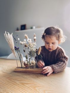 Diy Crafts For Kids, Home Crafts, Easy Crafts, Diy Garden Decor, Diy Room Decor, Dried Flowers, Diy Gifts, Activities For Kids, Craft Projects