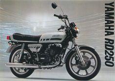 Yamaha RD250D