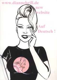 Hot new website for Dianne Brill in German . EU and US coming next xx German, Thoughts, Running, Website, News, Hot, Deutsch, Racing, German Language