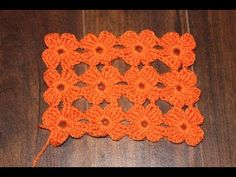 Fabulous Florals – Check Out This Daisy Lattice Stitch! – Crafty House