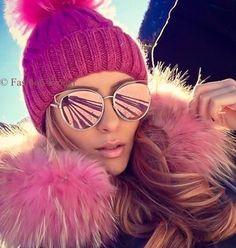 Rare Colors Cat Eye Cideral So Technologic Flat Mirror Metal Fashion Sunglasses
