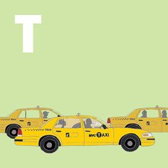 T is for taxi