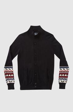 Animal Cardigan, Drop Dead Clothing- cozy :) #DDPINTOWIN