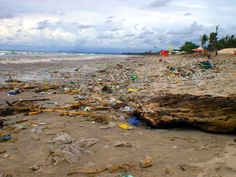 Recycling plastic trash before it can reach the ocean