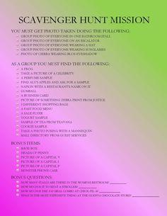 Schnitzeljagd-Ideen für Kinder Teens und Erwachsene [Indoor/Outdoor] Things I Want To Try Scavenger Hunt Riddles, Adult Scavenger Hunt, Outdoor Scavenger Hunts, Christmas Scavenger Hunt, Scavenger Hunt Birthday, Photo Scavenger Hunt, Teen Scavenger Hunts, Funny Scavenger Hunt Ideas, 13th Birthday Parties