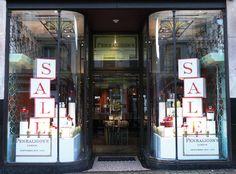 Penhaligon's - Sale - Retail Focus - Retail Interior Design and Visual Merchandising