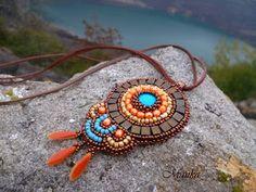 Manka's necklace.