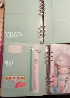 Kikki.k Mint VS Dokibook A5 A great little read if your debating over a kikki.k or dokibook (I'm still in favour of the dokibook)