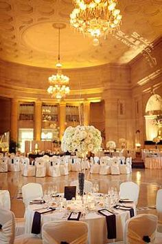 Weddings In Saratoga Hall Of Springs