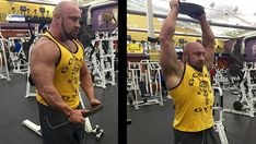 Tip: Do High-Rep Plate Raises for Traps (Here's how.)