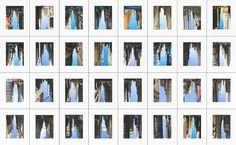 Peter Wegner, Buildings Made of Sky I, 2004, 2007; installation; inkjet prints, 64 in. x 104 in. (162.56 cm x 264.16 cm); Collection SFMOMA, Accessions Committee Fund purchase; © Peter Wegner    Source:   San Francisco Museum of Modern Art