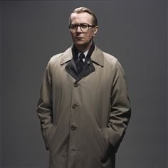 Gary Oldman | as George Smiley [Tinker Tailor Soldier Spy]