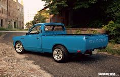 Juan's Datsun 620 by SOUTHRNFRESH, via Flickr