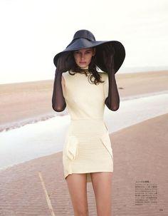 The Festive Desert (Vogue Japan)