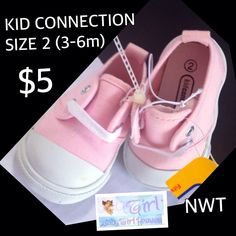 ​KID CONNECTION Baby Girl SIZE 2 (3-6m) New W/tag $5  Buy this product right on Facebook https://admin.shoptab.net/linkbacks/221710397 *******ONLY ONE Available in SIZE SHOWN FREE SHIPPING with purchase of 5 items. CC - DEBIT - PAYPAL - Welcome Or Pick up local in La Marque Like our Facebook Page  https://www.Facebook.com/GalvestonCountyBabyGirlHeaven