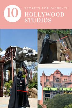 Top 10 Secrets for Disney's Hollywood Studios Disney Vacation Club, Disney Vacations, Disney Trips, Disney Travel, Disney World 2017, Disney World Parks, Great Pictures, Cool Photos, Disney Phone Backgrounds