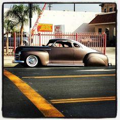 bako48's 1948 plymouth, oldsmobile, road, curves, vehicle, wheels, transportation, photograph, photo