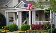 Home in Franklin, Tennessee http://www.front-porch-ideas-and-more.com/image-files/franklin-tennessee-1.jpg