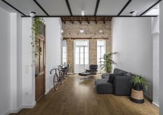 Gallery of Loft Renovation in 'El Cabañal' / AMBAU TALLER D'ARQUITECTES - 1