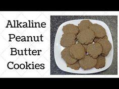 """Peanut Butter"" Cookies Dr. Sebi Alkaline Electric Recipe - YouTube"