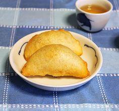 Perfect Dim Sum - Fried Pork Dumplings (Ham Sui Gok) ~ Pop and Wok