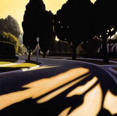 Wonderful shadows! by Kenton Nelson