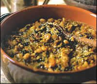 Recipes from Authentic Italian Women - Tuscan Ribollita Soup - Peasant food - Traditional Italian food Veggie Recipes, Soup Recipes, Vegetarian Recipes, Family Recipes, Yummy Recipes, Tuscan Recipes, Italian Recipes, Italian Dishes, Peasant Food