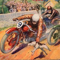 Ride the Machine Motorcycle Posters, Motorcycle Art, Bike Art, Motorcycle Garage, Vintage Bikes, Vintage Motorcycles, Vintage Posters, Vintage Art, Speedway Motorcycles