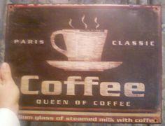 Queen of Coffee!
