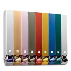 Nespresso Pixie Wall. Personaliza tu caterea Nespresso. Disponemos de más de 200 vinilos decorativos. shop.decofi.com