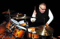 My favourite drummer of all time and the only sabbath drummer for me..!