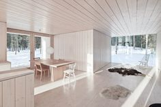 Avanto Architects, kuvio.com · Four-cornered Villa