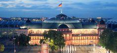 Location Frankfurt Westend Süd Festhalle Frankfurt  - Top 40 Event Location in Frankfurt #event #location #top #40 #frankfurt #veranstaltung #organisieren #eventinc #eventdesign #veranstaltung #eventlocation #imposant #fotlocation #foto #hochzeit #firmenevent #business #meeting #kongress #tagung #messe