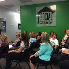If you're looking for a fun and educational time, check out our #socialmediamarketing classes! The topics vary, so join us to learn how to #market #online successfully! Http://ow.ly/S6h9W